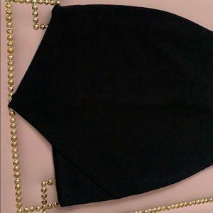 Express Dresses - Black Handkerchief Dress 🌶